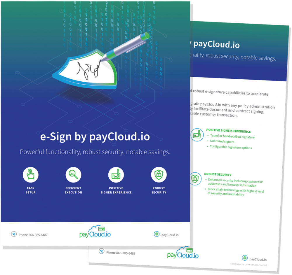 e-Sign by payCloud.io